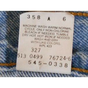 Levi's Jeans - Levi's Mens 40x29 Brown Tab 545 Loose Fit Jeans